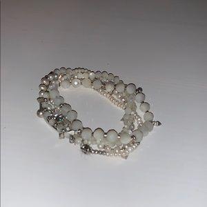 kendra scott ivory mother of pearl supak bracelets